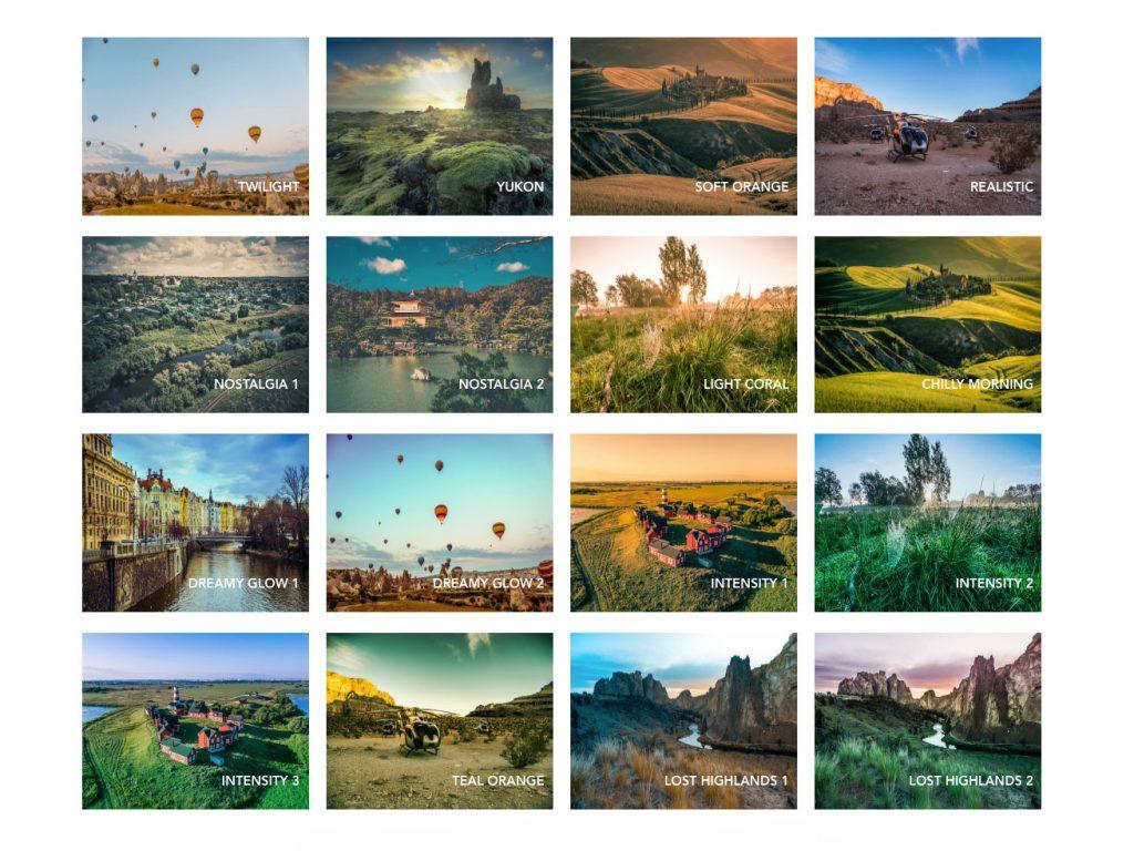 Απέκτησε 16 επαγγελματικά Lightroom Landscape Presets, ΔΩΡΕΑΝ