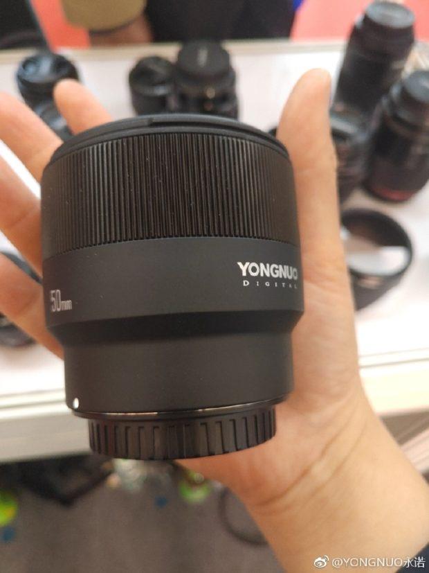 Έρχονται τέσσερις Yongnuo φακοί στα 28mm, 35mm και 50mm, διέρρευσαν οι φωτογραφίες τους
