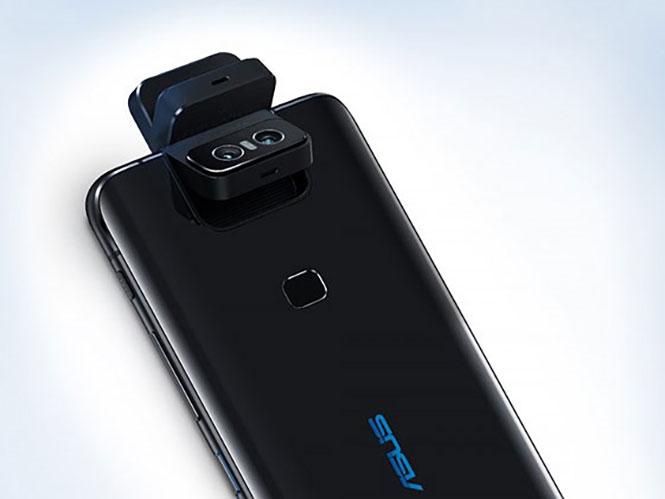 Asus Zenfone 6: Smartphone με flip διπλή κάμερα στα 48 megapixels και video 4K 60p