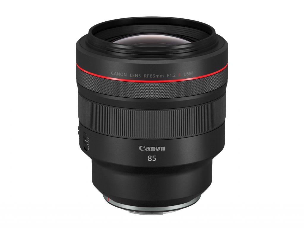 Παρουσιάστηκε ο νέος Canon RF 85mm F1.2L USM