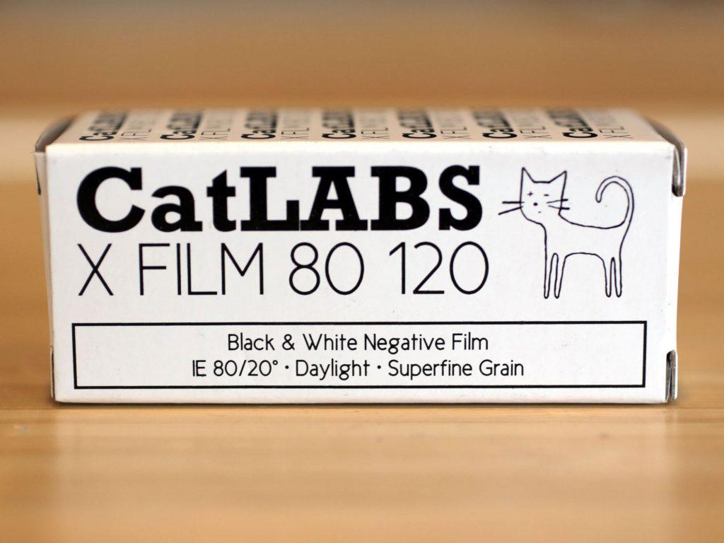 Νέο ασπρόμαυρο φιλμ μεσαίου φορμά από την CatLABS