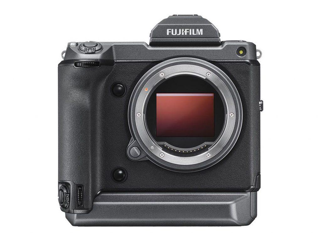 Νέο Firmware για τη Fujifilm GFX100