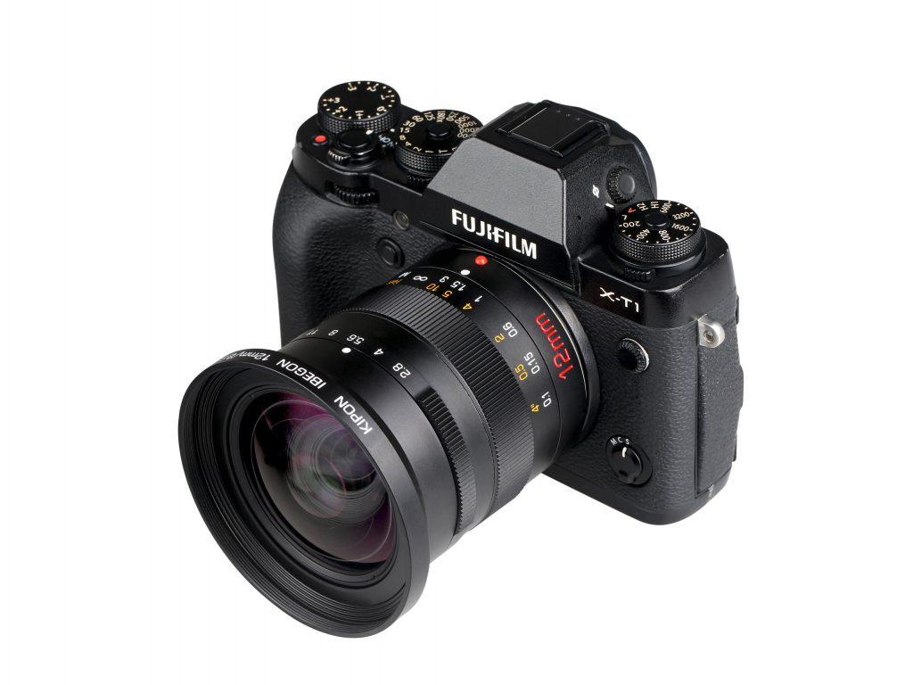 KIPON IBEGON 12mm f/2.8: Νέος φακός για το Fujifilm X σύστημα