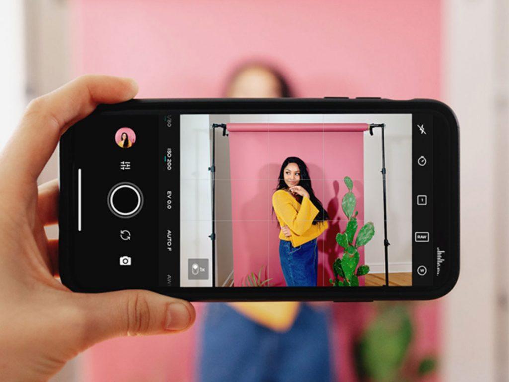 Νέα έκδοση της εφαρμογής Moment Pro Camera με πλήρη manual έλεγχο
