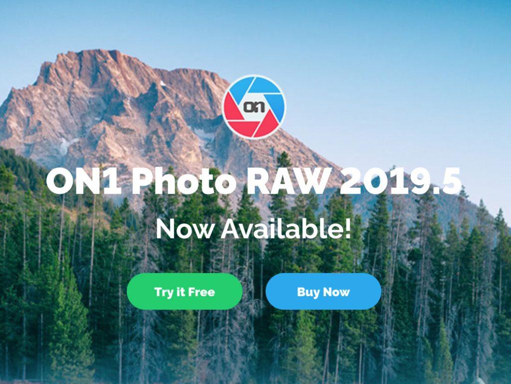 ON1 Photo RAW 2019.5: Αναβάθμιση με βελτίωση της ταχύτητας εξαγωγής εικόνων μέχρι 50x
