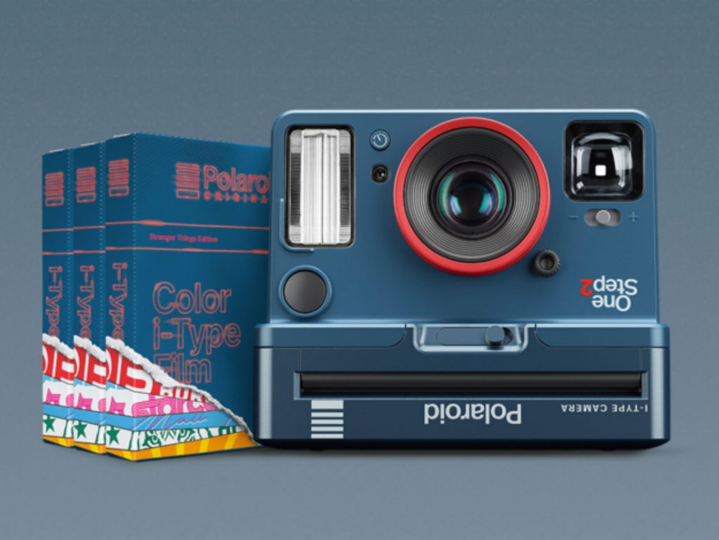OneStep 2 Viewfinder i-Type Camera – Stranger Things Edition: Νέα μηχανή αφιερωμένη στο Stranger Things