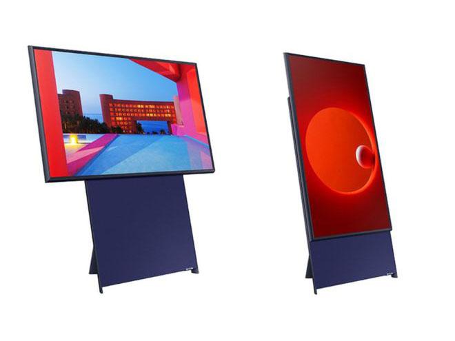 H Samsung ανακοίνωσε κάθετη τηλεόραση 43″ στα 1.600 δολάρια
