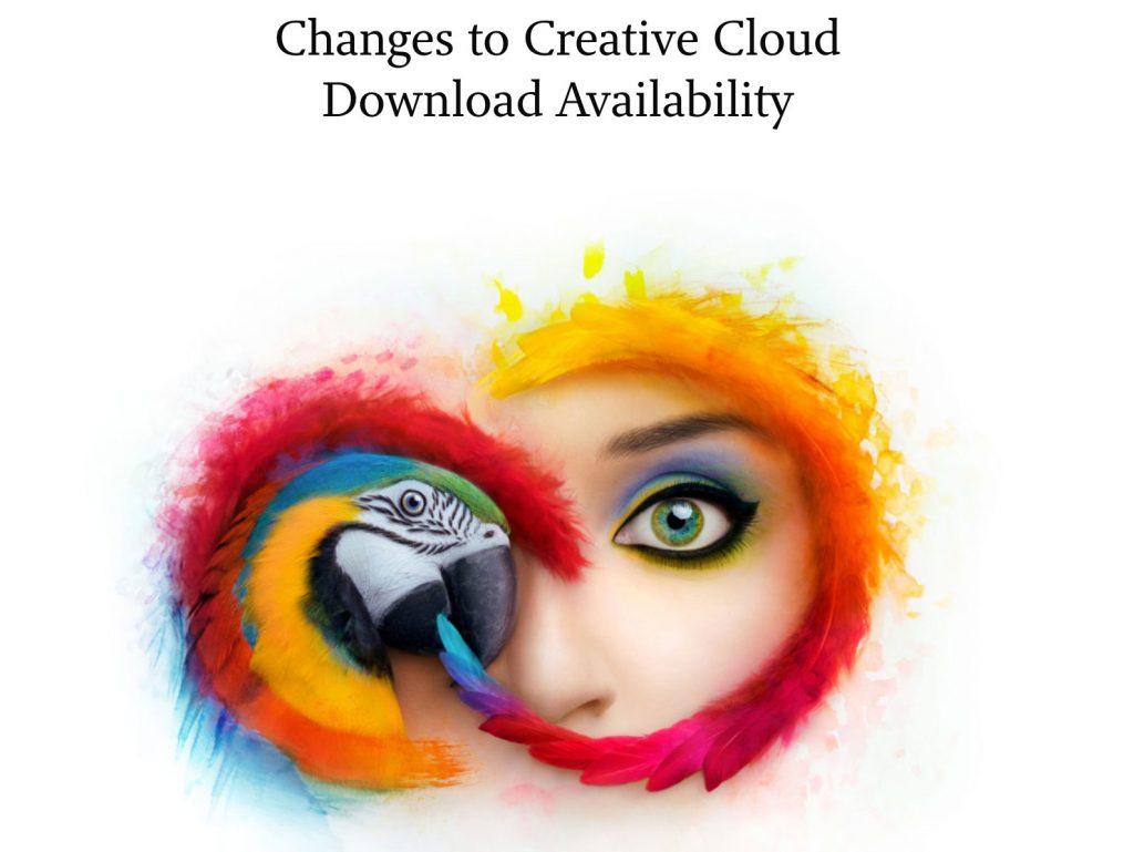 Adobe: Τέλος οι παλιές εκδόσεις των Photoshop και Lightroom