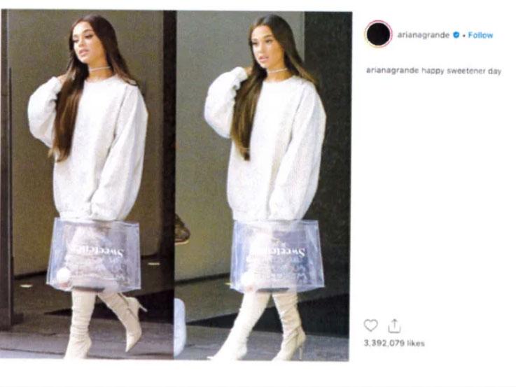 Φωτογράφος πάει στη δικαστήρια την Ariana Grande γιατί πόσταρε φωτογραφίες της χωρίς την άδεια του
