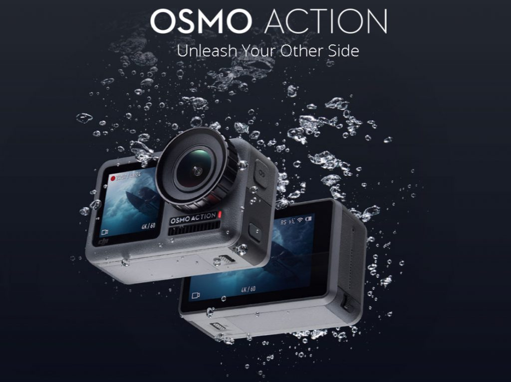 DJI Osmo Action: Ανακοινώθηκε η νέα action camera με τιμή στα 379 ευρώ
