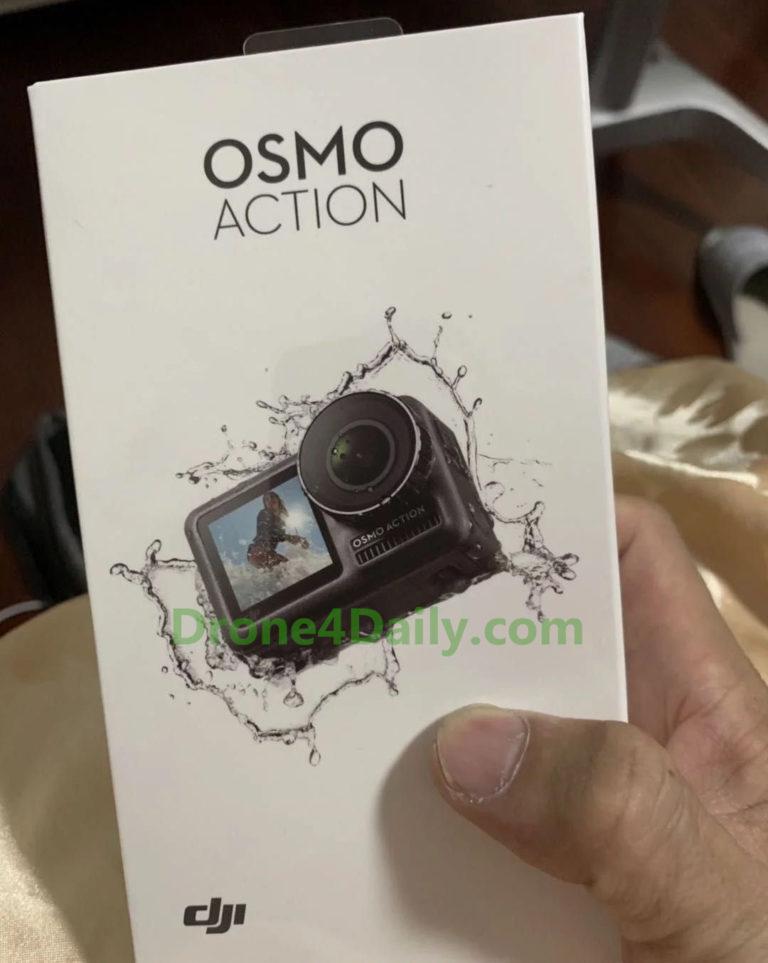 DJI Osmo Action: Αυτή είναι η Action Camera που θα ανακοινώσει η DJI!