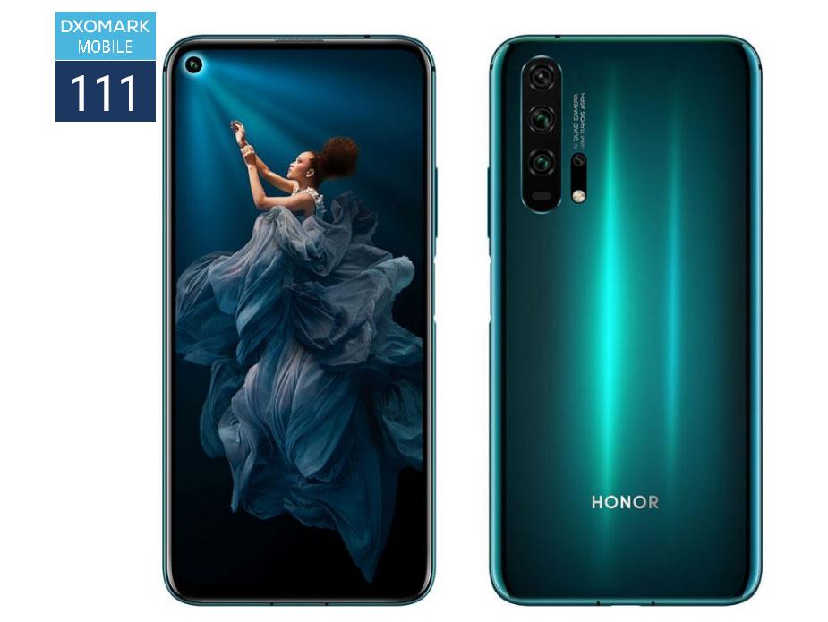 DxOMark: Τέσταρε το Honor 20 Pro, έπιασε τη δεύτερη θέση της κατάταξης των smartphones