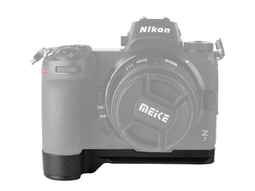 Η Meike έχει grip για τη Nikon Z 7