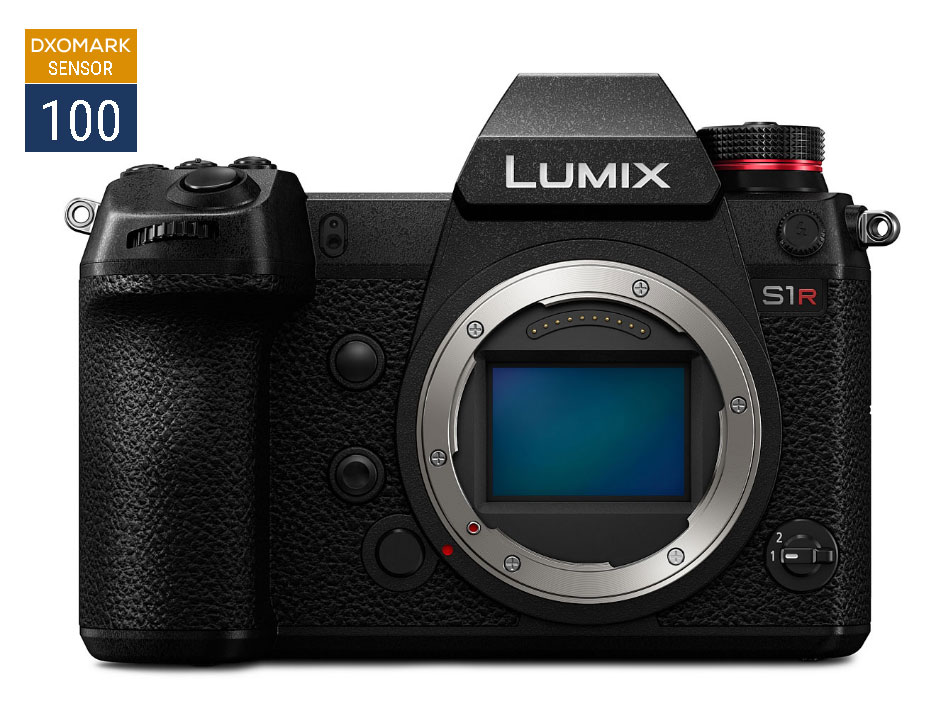 DxOMark: Η Panasonic Lumix DC-S1R στην κορυφή με 100 πόντους