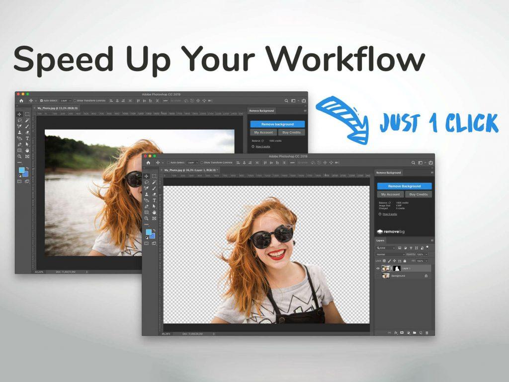 Remove.bg: Έρχεται ως plugin για το Photoshop και ξεφοντάρει τις εικόνες σας γρήγορα και με ακρίβεια