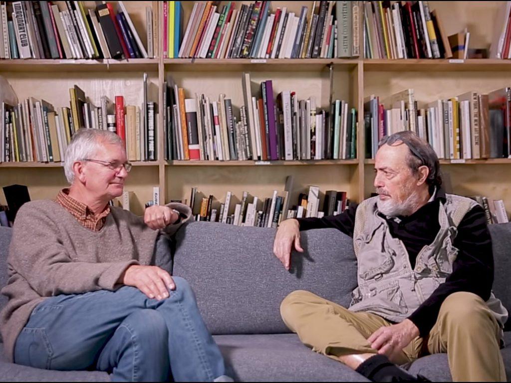 Sofa Sessions: Ο Martin Parr συνομιλεί με τον Bruce Gilden και άλλους σπουδαίους φωτογράφους