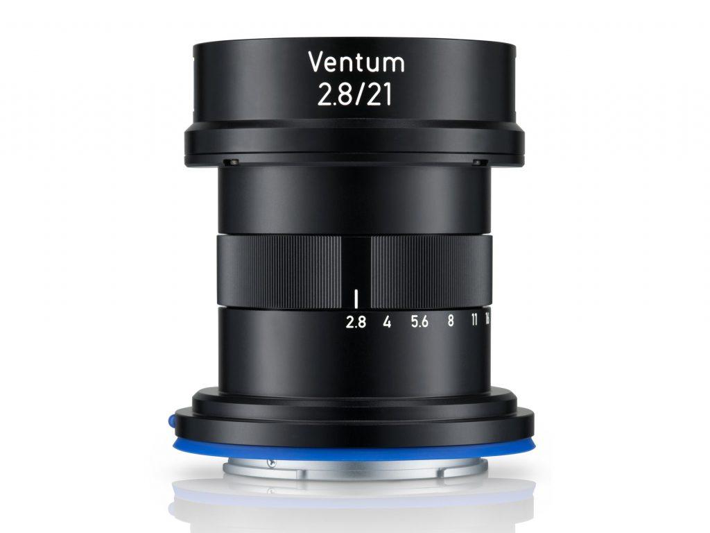 Νέος ZEISS Ventum 2.8/21 για χρήση σε drones!