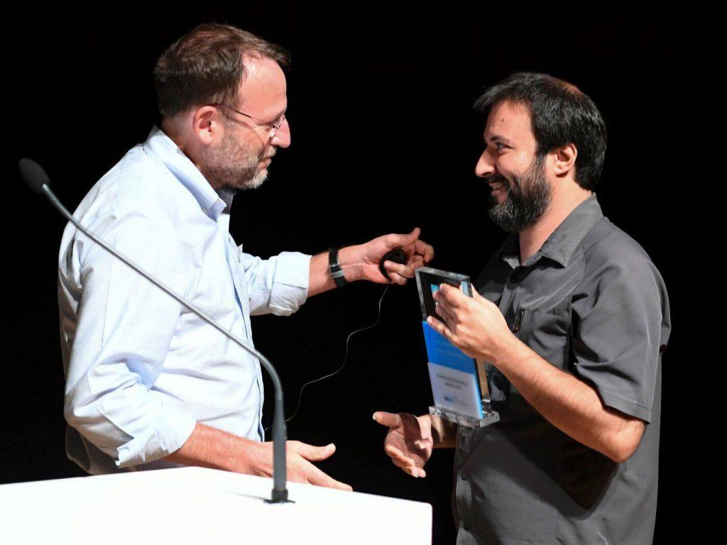 Το πρώτο βραβείο Athens Photo World στον Γιάννη Αντωνόπουλο!