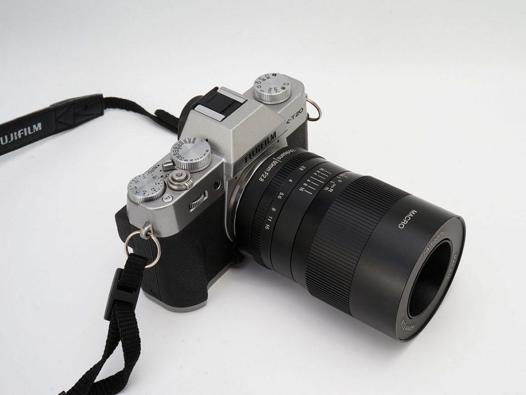 Νέος φακός 7Artisans 60mm F2.8 Macro για mirrorless μηχανές