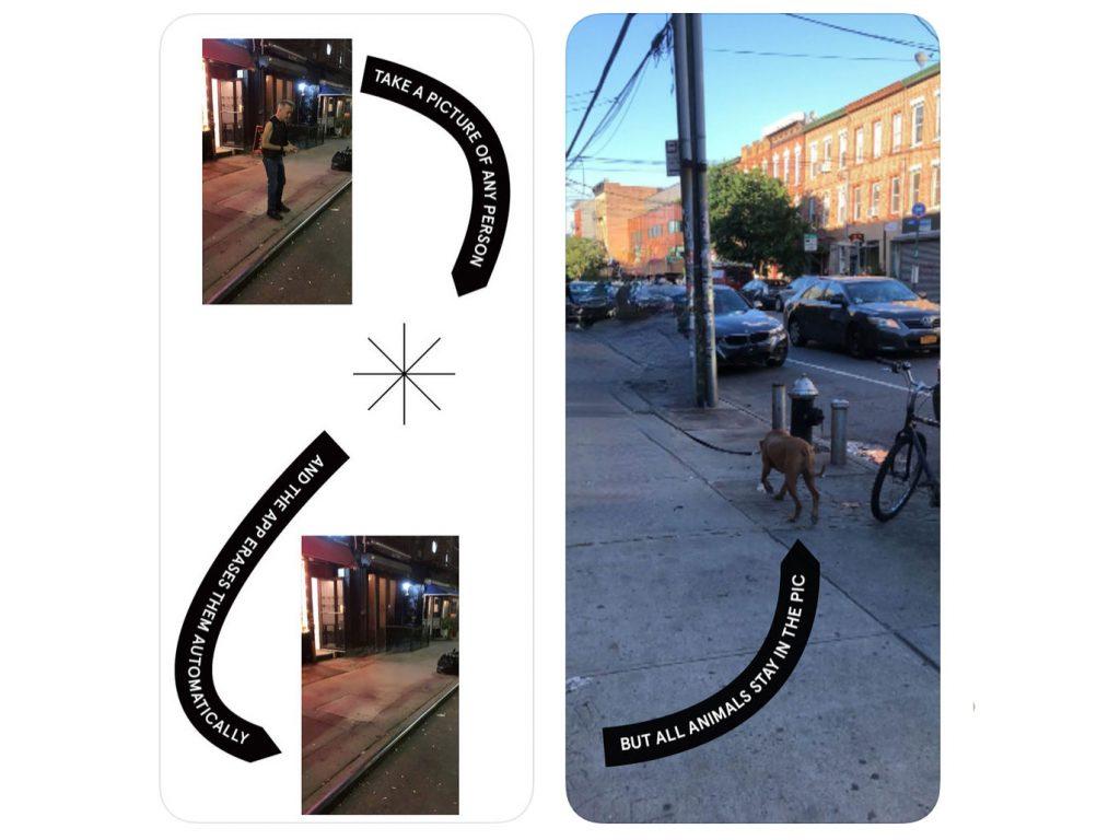 Bye Bye Camera: Εφαρμογή που αφαιρεί όλους τους ανθρώπους από τις φωτογραφίες