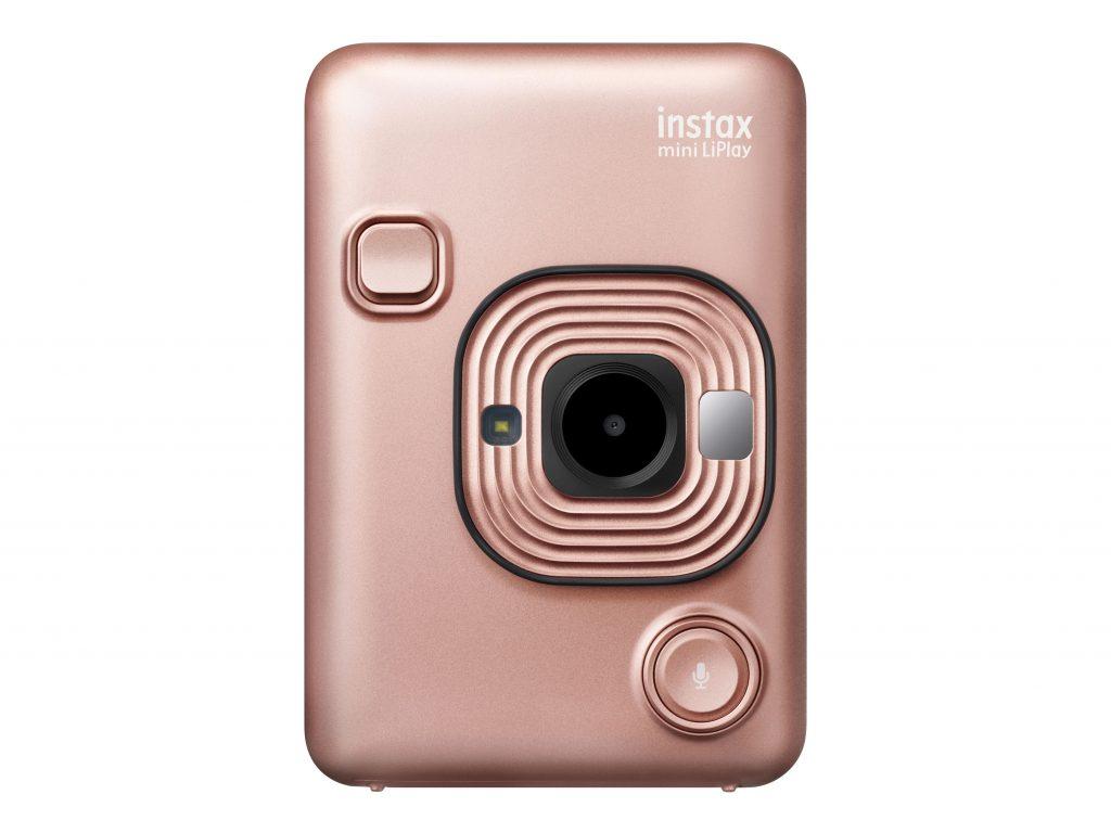 Fujifilm instax mini LiPlay: Η πιο μικρή Instax, με απομακρυσμένο έλεγχο και καταγραφή ήχου
