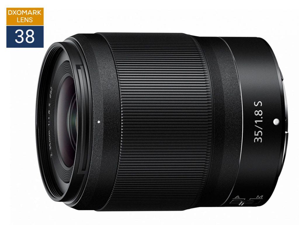 DxOMark: O Nikkor Z 35mm F1.8 S είναι ο καλύτερος 35άρης της εταιρείας