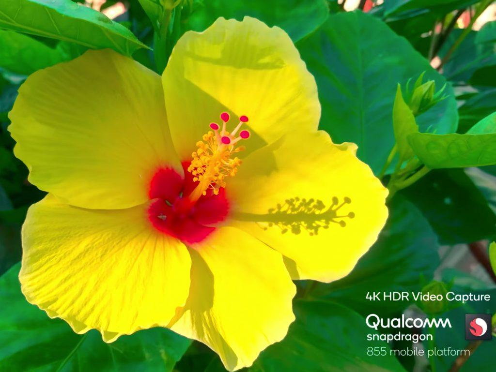 Qualcomm: Παρουσίασε 4Κ HDR βίντεο που βγήκε με τον Snapdragon 855