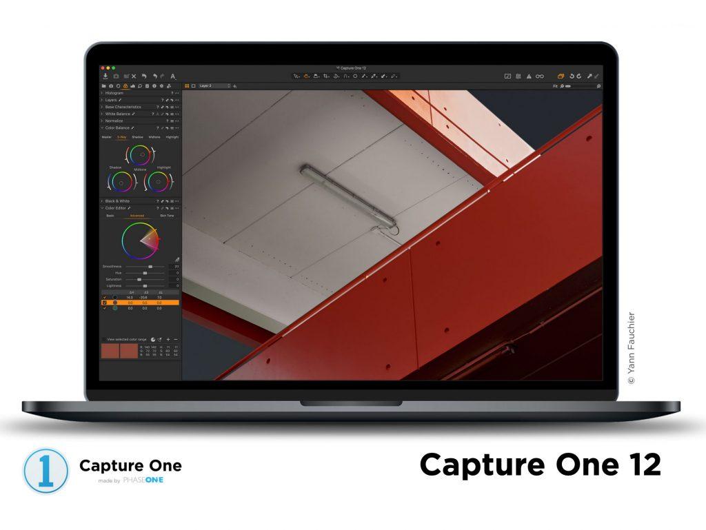 Αναβάθμιση για το Capture One 12 με υποστήριξη για νέες μηχανές