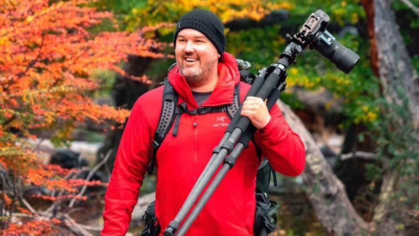 Σκοτώθηκε σε ατύχημα γνωστός φωτογράφος τοπίου της Αυστραλίας