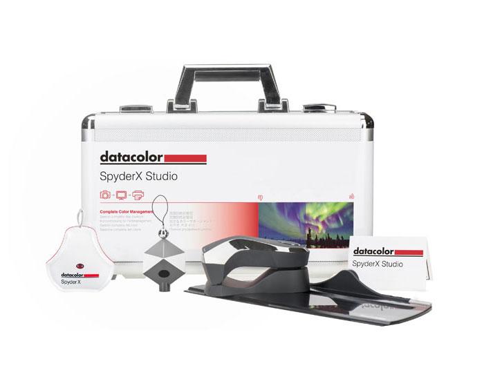 Datacolor: Ανακοίνωσε δύο νέα κιτ με το νέο calibrator SpyderX