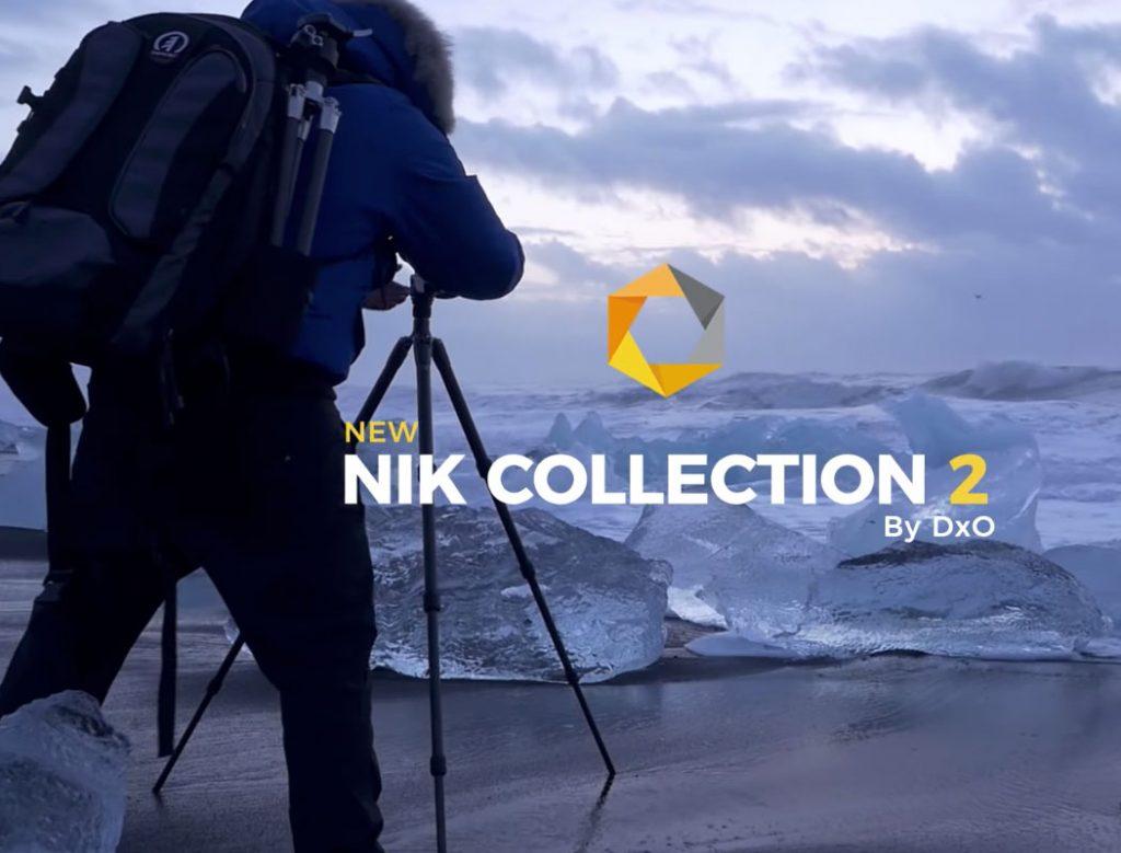 Διαθέσιμη η δεύτερη έκδοση της Nik Collection by DxO
