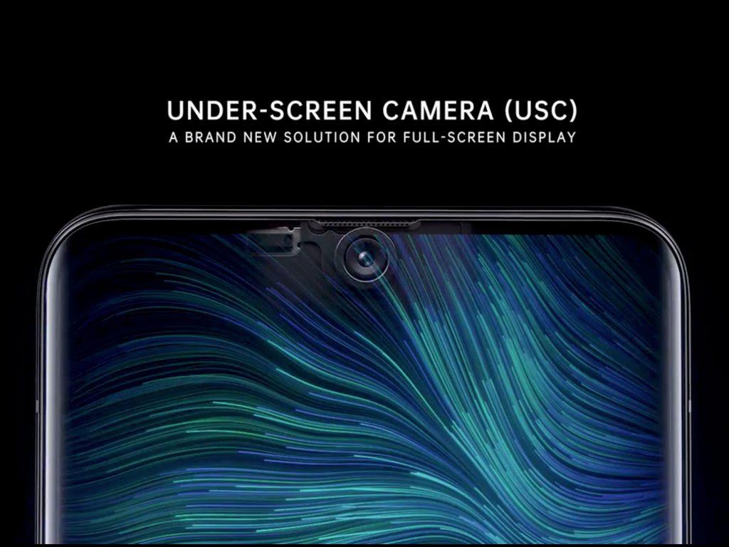 OPPO: Μας δείχνει σε βίντεο πως λειτουργεί η selfie κάμερα κάτω από την οθόνη