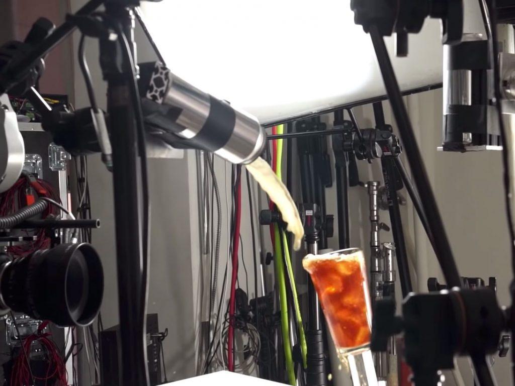 Δείτε πως ειδικά ρομπότ βοηθούν στην δημιουργία διαφημιστικών βίντεο