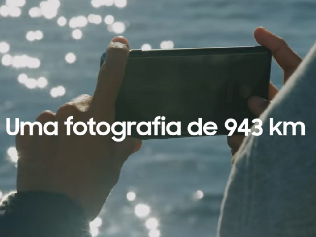 To Samsung S10+ κατέγραψε πανοραμική εικόνα 943 χιλιομέτρων