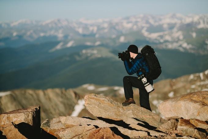 Alotech ELEV 5800: Μία φωτογραφική τσάντα πλάτης για φωτογράφους άγριας ζωής και την ύπαιθρο