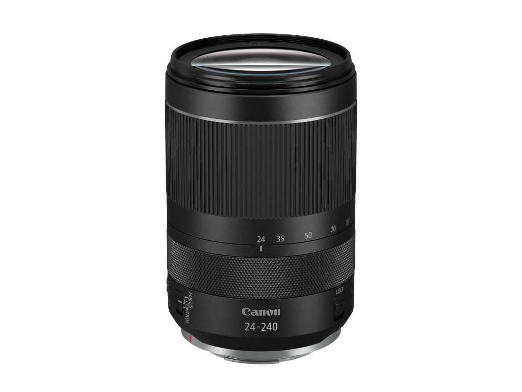 Canon: Παρουσίασε τον νέο φακό Canon RF 24-240mm F4-6.3 IS USM