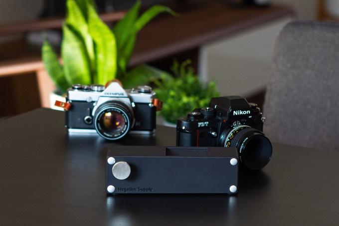 Film Carrier MK1: Ειδική βάση για να ψηφιοποιήσετε τα φιλμ σας