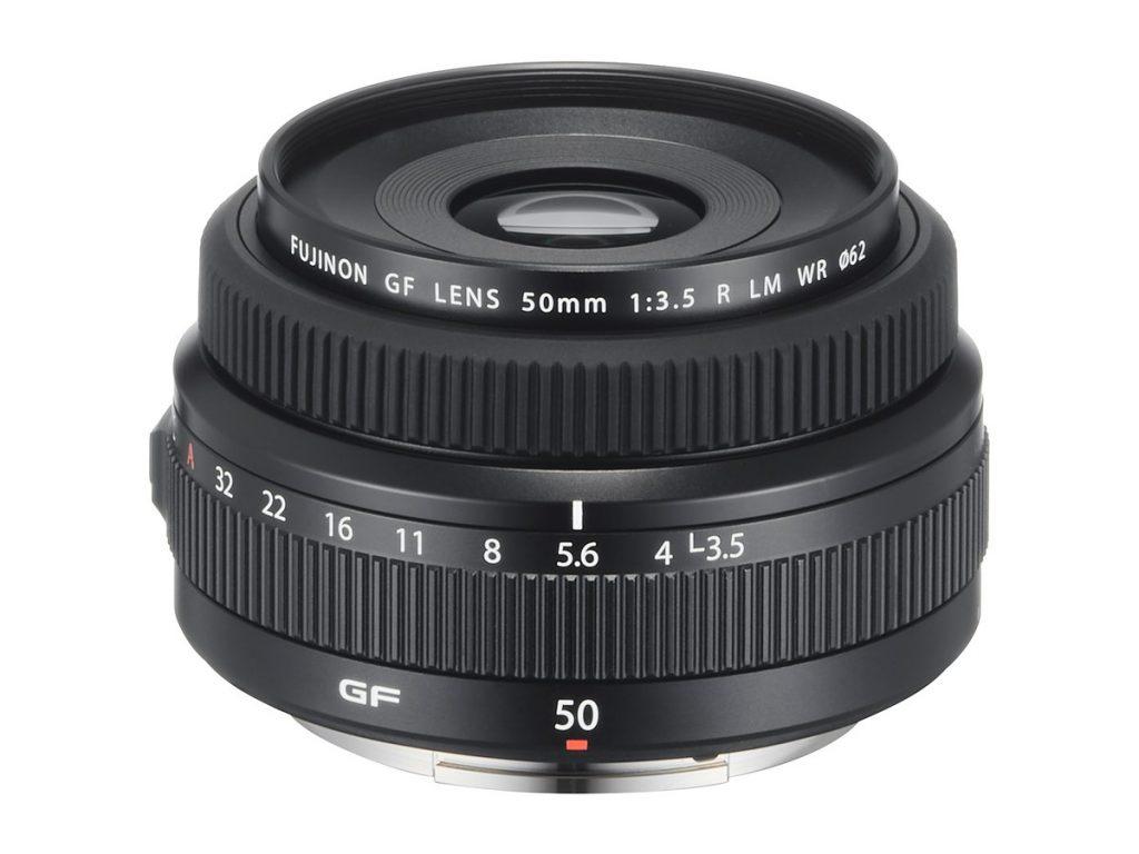 Fujifilm GF 50mm F3.5 R LM WR, ο μικρότερος και πιο ελαφρύς φακός