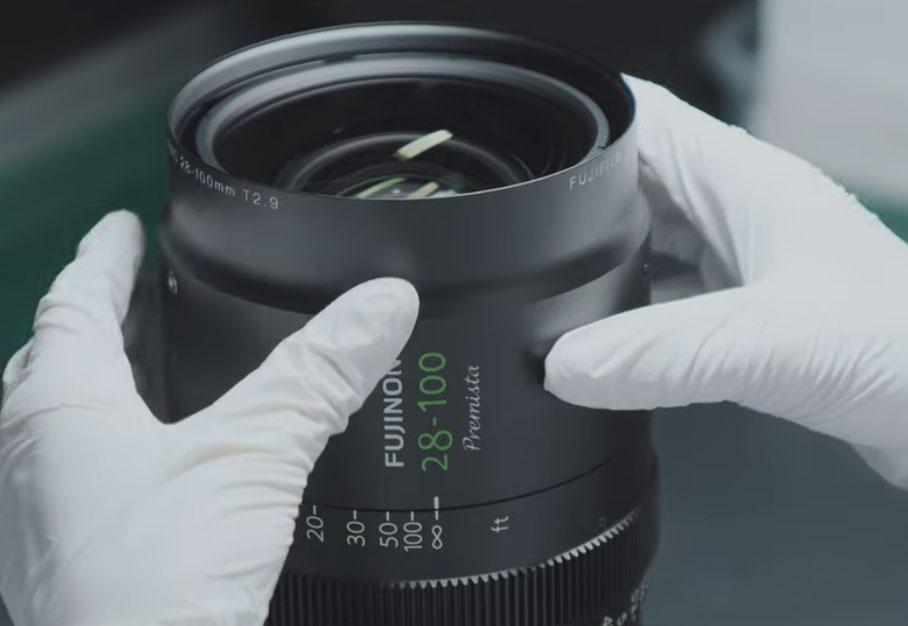 Η Fujifilm μας δείχνει πως γίνονται οι κινηματογραφικοί φακοί Premista