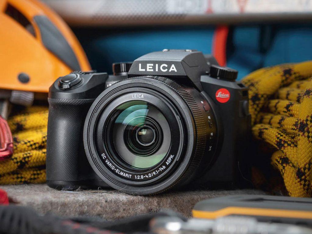Παρουσιάστηκε η νέα Leica V-LUX 5, στα 20 megapixels με 16x zoom