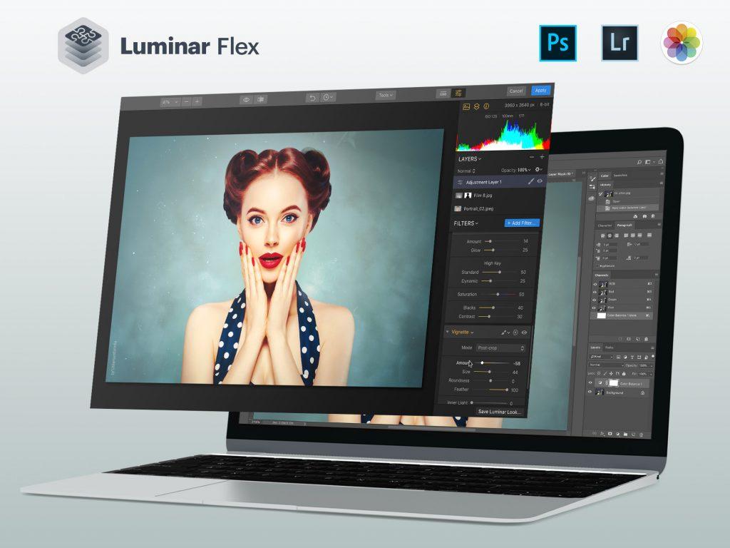 SKYLUM: Αναβάθμιση για το Luminar FLEX Plugin