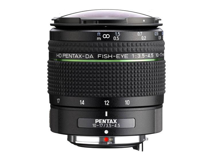 Ανακοινώθηκε ο νέος HD PENTAX-DA Fish-Eye 10-17mm F3.5-4.5 ED