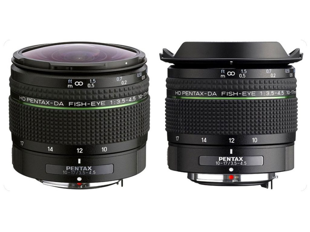 Στις 26 Ιουλίου ανακοινώνεται ο νέος HD PENTAX DA FISH-EYE 10-17mm F3.5-4.5 ED;