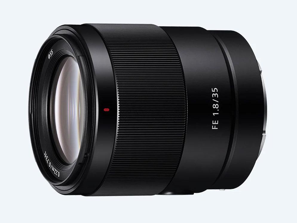 Ανακοινώθηκε ο νέος prime φακός Sony FE 35mm F1.8