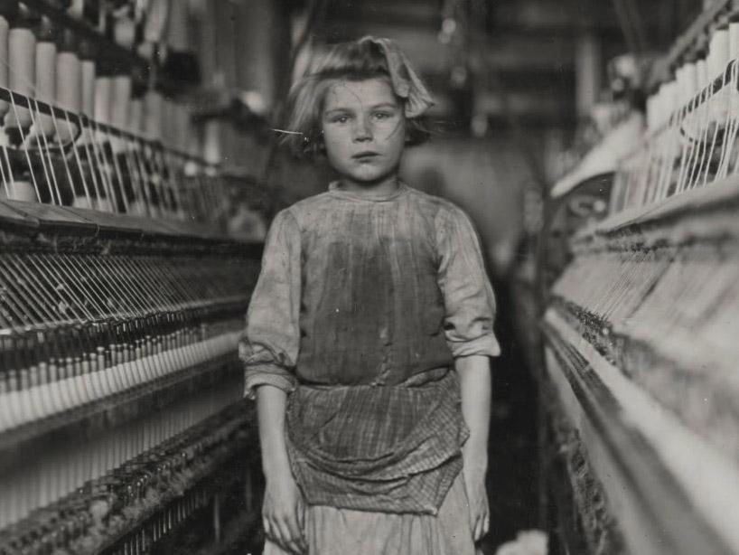 Η δύναμη της φωτογραφίας: Αυτές οι εικόνες σταμάτησαν την παιδική εργασία στις Η.Π.Α.
