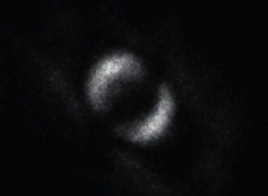 Αυτή είναι η πρώτη φωτογραφία Κβαντικής Διεμπλοκής σωματιδίων