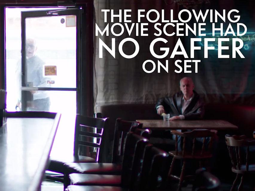 Gaffer: Τι είναι και πως φωτίζει μία κινηματογραφική σκηνή;