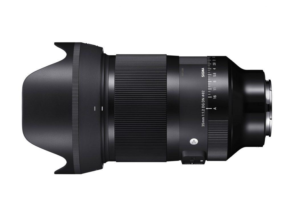Αναβάθμιση Firmware για τον φακό SIGMA 35mm F1.2 DG DN | Art για Sony E-mount