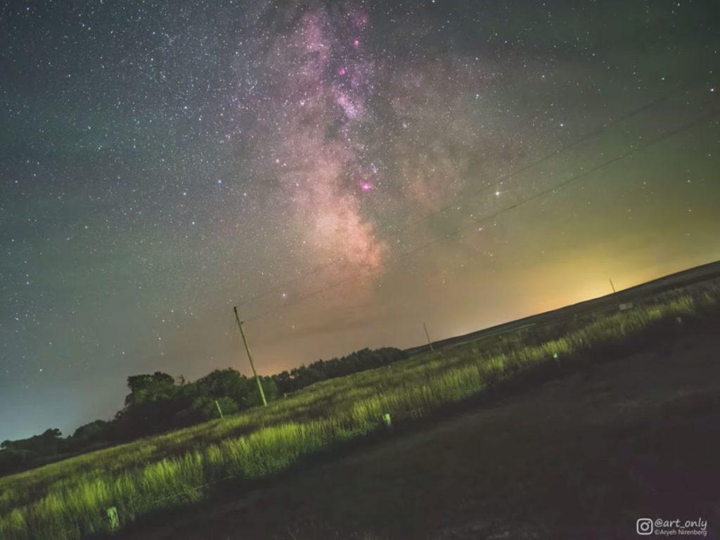 Φοβερό Time Lapse video δείχνει την περιστροφή της Γης με σταθερό τον Γαλαξία