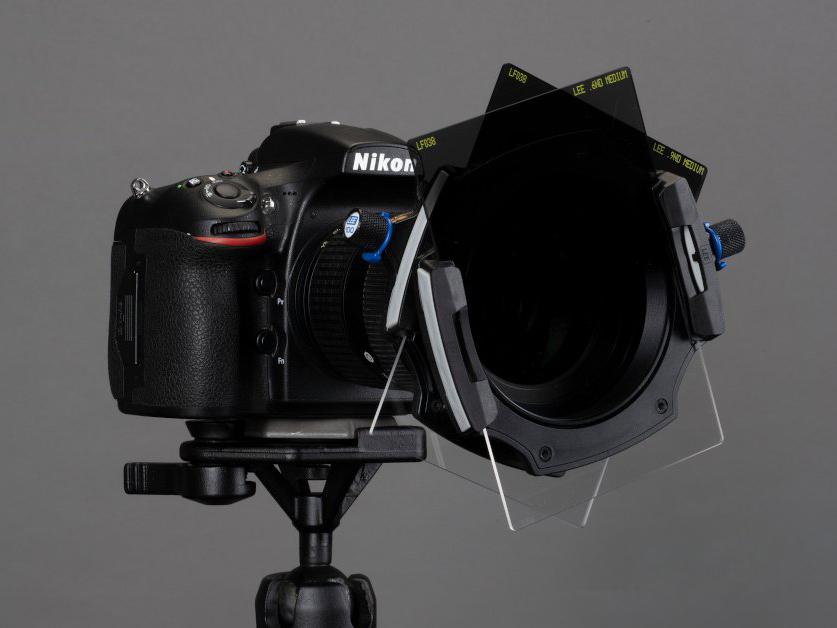 Lee Filters: Νέος LEE100 Tandem adapter για χρήση δύο ND φίλτρων σε διαφορετική γωνία και ειδικό hood